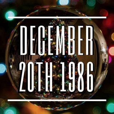 December 20th, 1986